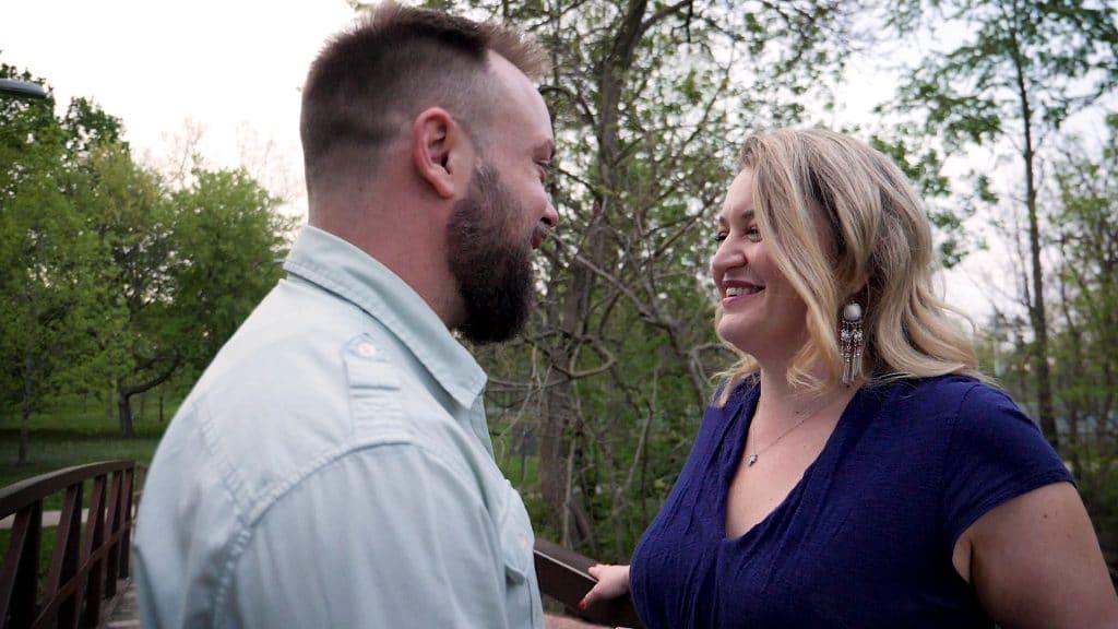Ellenberger Park Irvington Indianpolis Engagement Video