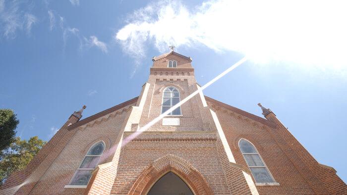 Hannah + Brooks | St. Michael Catholic Church Brookville, Indiana